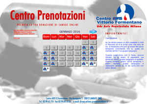 Prenotazioni al centro Vittorio Formentano di Limbiate