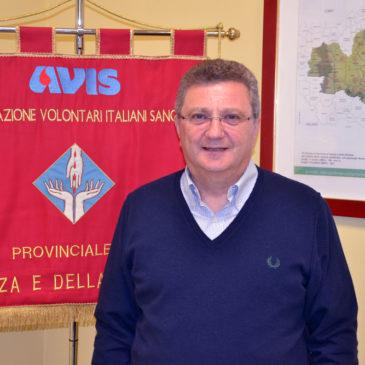 Gianluigi Molinari nuovo presidente di Avis provinciale Monza e Brianza