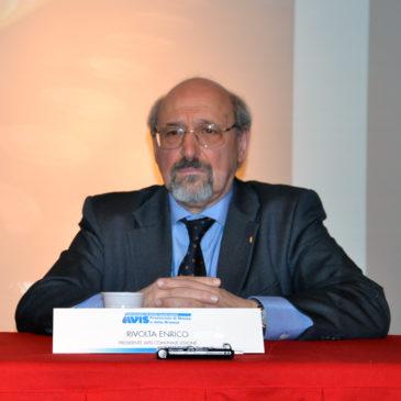 Enrico Rivolta resta presidente di Avis Lissone