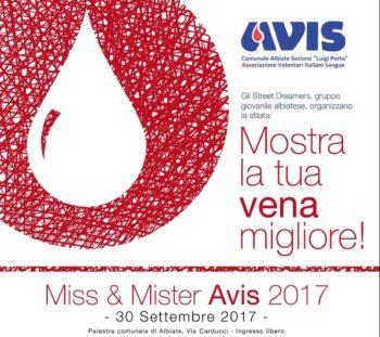 Ad Albiate si sfila per il titolo di Miss e Mister AVIS