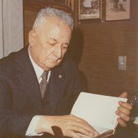Oggi ricorre il 40° della morte di Vittorio Formentano