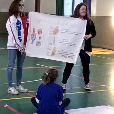 Partito da Muggiò il Progetto Scuola di AVIS MB 2017/2018