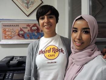 Ben arrivate Giulia e Iman, le nuove volontarie SCN di AVIS Vimercate