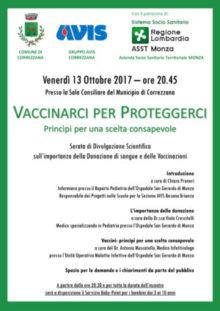 """Con AVIS Correzzana una serata """"illuminante"""" sui vaccini"""