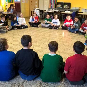 Il Progetto Scuola di AVIS provinciale fa tappa a Brugherio