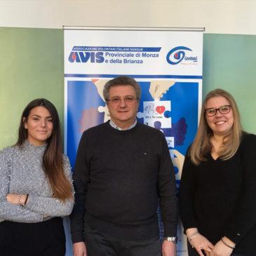 Benvenute Giulia e Arianna, le nuove volontarie del SCN