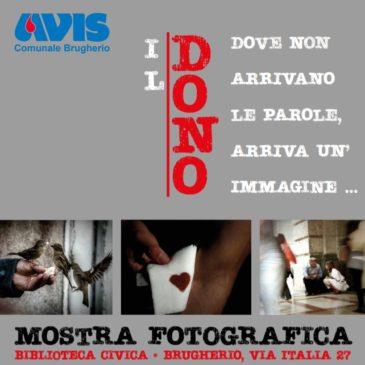 """Avis Brugherio mette in mostra """"Il Dono"""""""