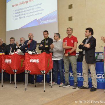 US Kennedy Limbiate vince il Challenge Fipav di Avis Milano