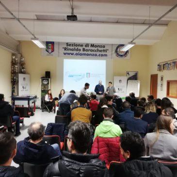 Avis – Aia, incontro a Monza con gli arbitri di calcio