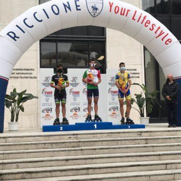 Il testimonial Avis Mb è campione italiano
