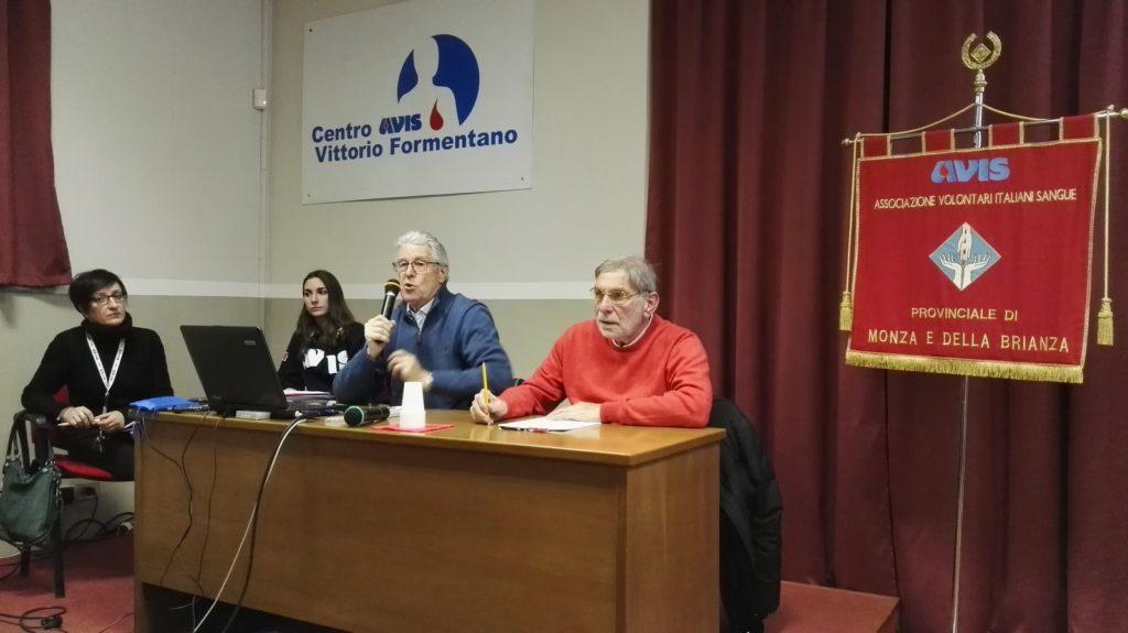 Consulta presidenti 2016, il tavolo dei relatori