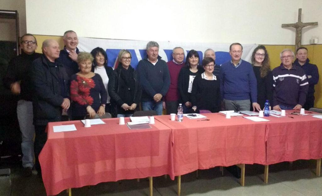 Il consiglio di Avis Seveso per il mandato 2017-2020