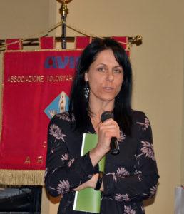 Federica Vernò, presidente di Avis Carate Brianza e ultramaratoneta di successo