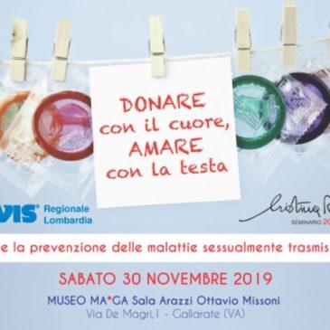 """Il """"Cristina Rossi"""" dedicato alle malattie sessualmente trasmissibili"""