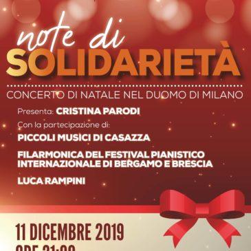 Natale in musica al Duomo di Milano con AVIS