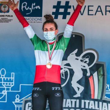 Alice Arzuffi, dopo la gioia per il tricolore si guarda al mondiale