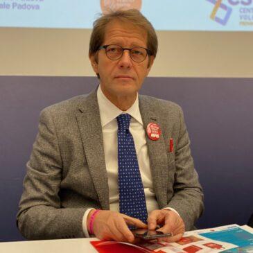 Assemblea Provinciale, il ringraziamento del presidente Nazionale Gianpietro Briola