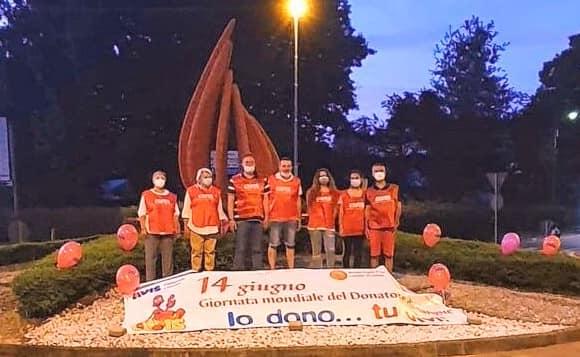 Giornata Mondiale del donatore di sangue, Monza e Brianza ci sono!
